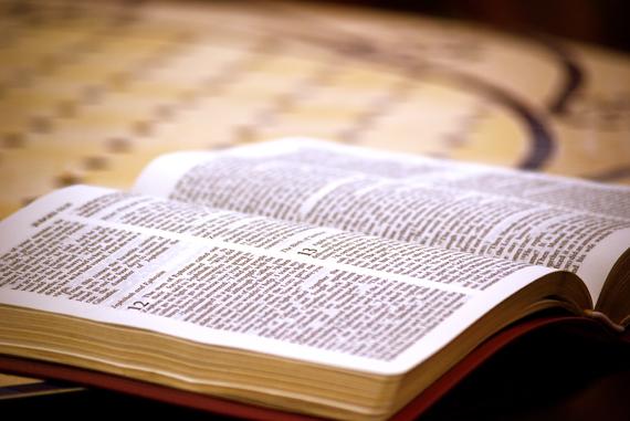 Plano de leitura da Bíblia