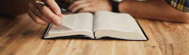 Como Estudar a Bíblia?